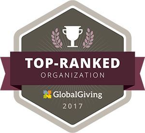 GlobalGiving Top-Ranked Organization 2017