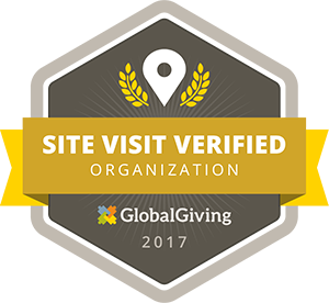 GlobalGiving Verified Organization 2017
