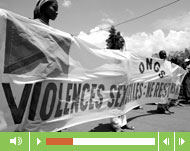 Sexual Violence in the Democratic Republic of Congo