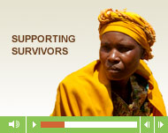 Supporting Survivors